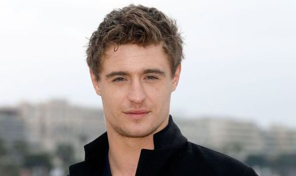 Max Irons girlfriend