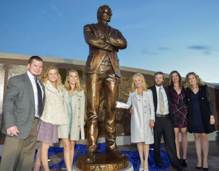 Patt Bowlen family