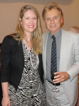 Patt Sajak and ex-wife Sherrill Sajak
