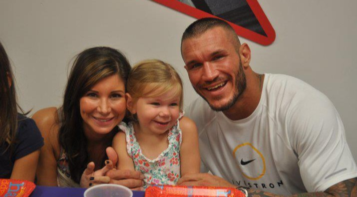 Randy Orton Family