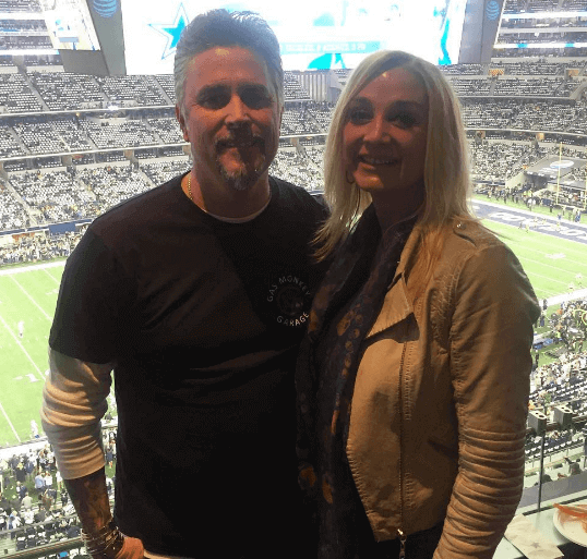 Richard Rawlings and wife Suzanne Rawlings
