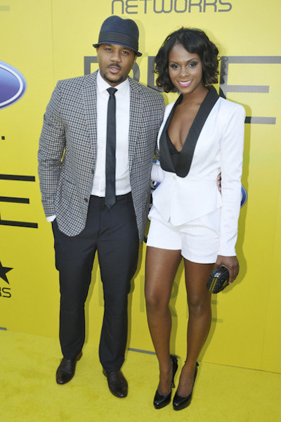 Tika Sumpter husband