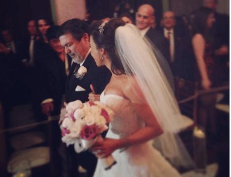 David Nehdar Wedding Day Photo