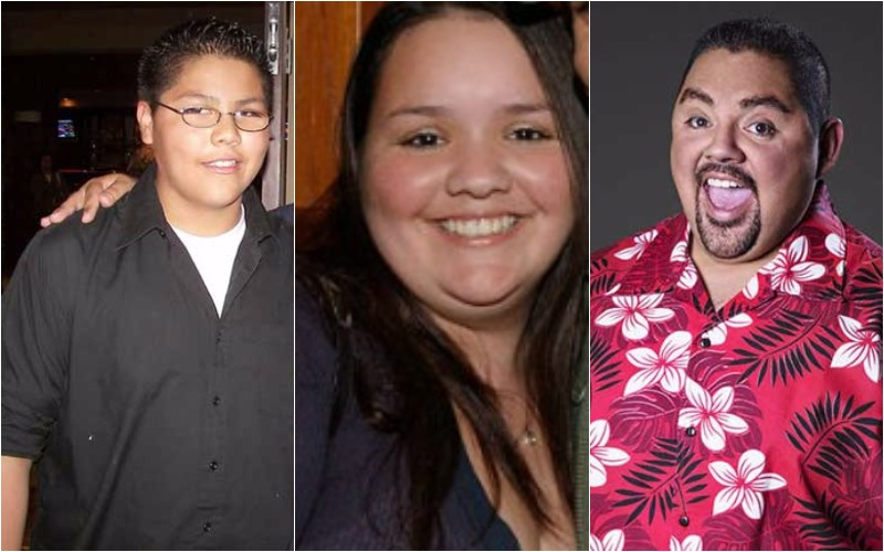 Gabriel Iglesias son and wife
