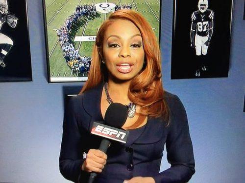 Josina Anderson reporting for ESPN