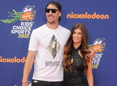 Klay Thompson and rumored wife Hannah Stocking