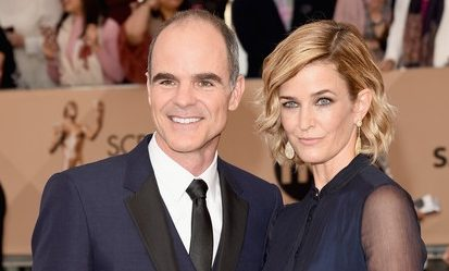 Michael Kelly and his wife Karyn Kelly