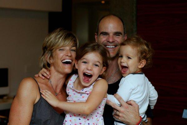 Michael Kelly family