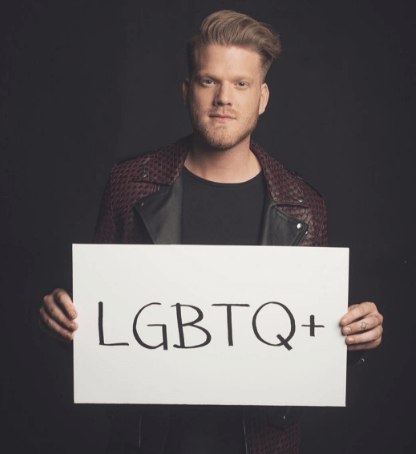 Is Pentatonix Scott Hoying A Gay Person
