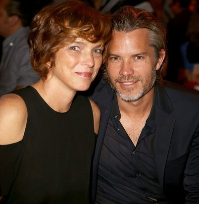 Timothy Olyphant wife Alexis Knief