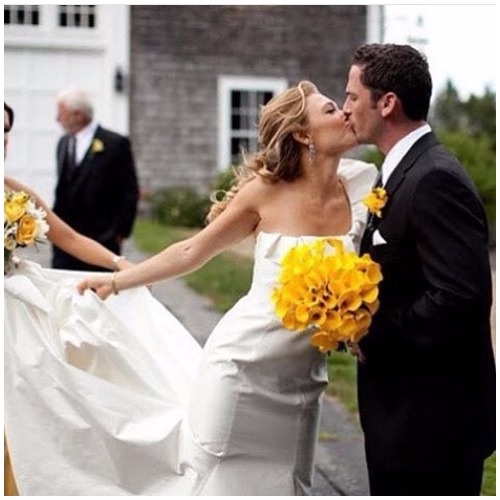 Rachel Platten and Kevin Lazan Images