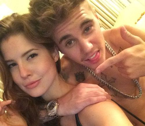 Amanda Cerny dating Justin Biber