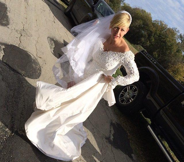 Christie Brimberry wedding
