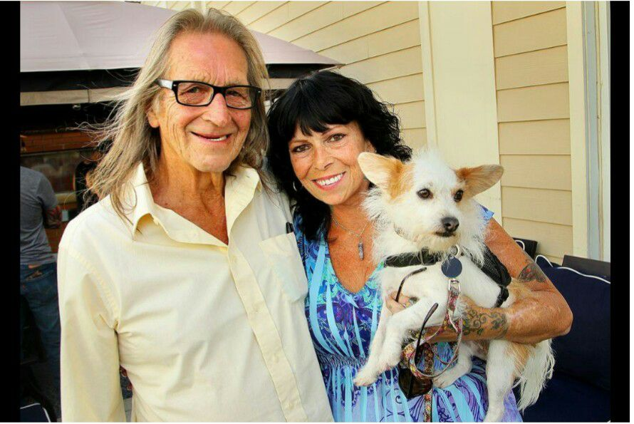 George Jung and his wife