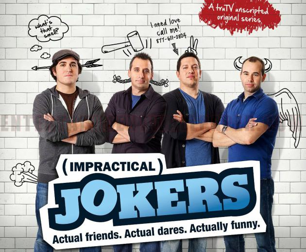 How much are the impractical jokers worth