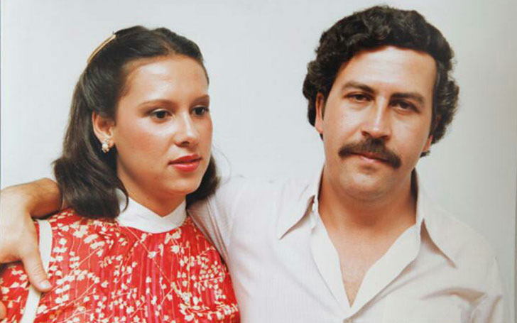 Pablo escobar wife