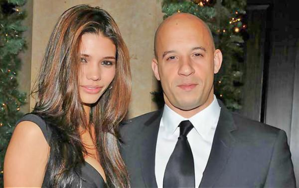 Vin Diesel partner Paloma Jimenez