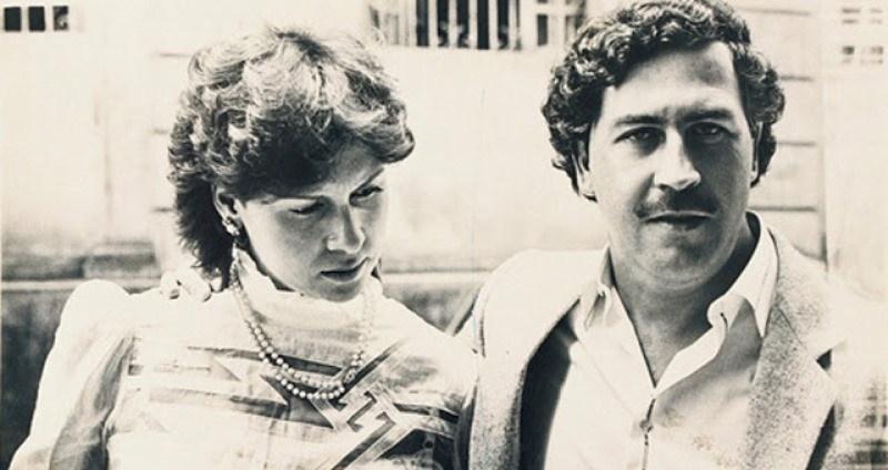 pablo Escobar wife