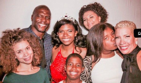 Rebecca King Crews husband and kids