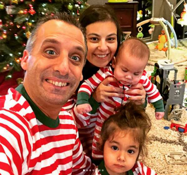 joe gatto wife and kids