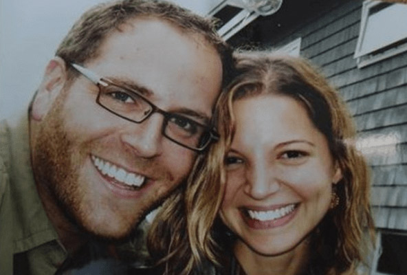 Hallie Gnatovich Knows Josh Gates 11 years befor their marriage