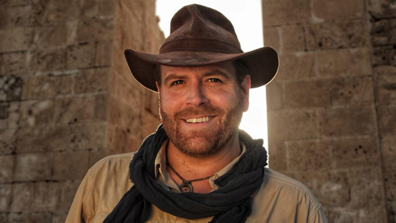 Hallie Gnatovich Wedding Pictures.Josh Gates Married 7 Facts About His Wife Hallie Gnatovich Eceleb