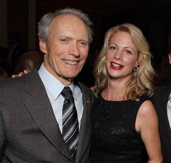Clint Eastwood dating ex-wife of ex-wife's boyfriend ...