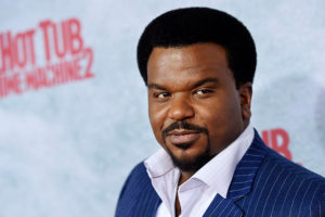 Craig Robinson net worth. Meet his wife children