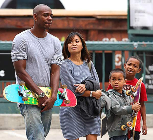 Dave Chappelle Wife Elaine Chappelle facts wiki bio