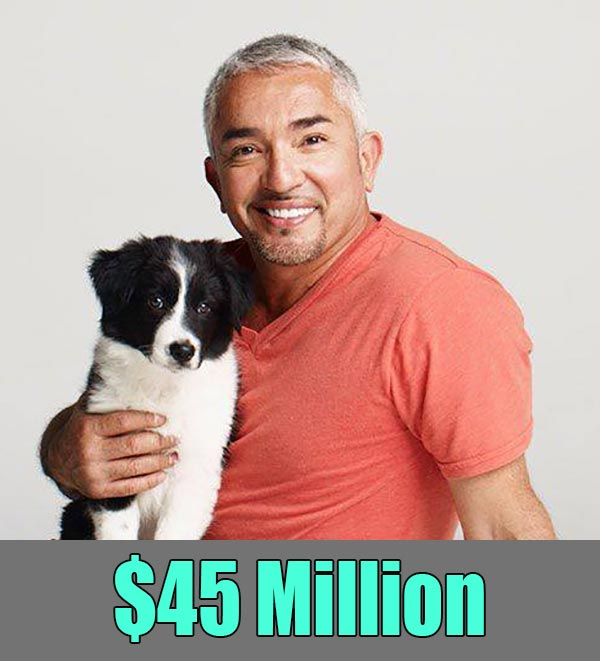 Dog Whisperer Cesar Millan Net Worth