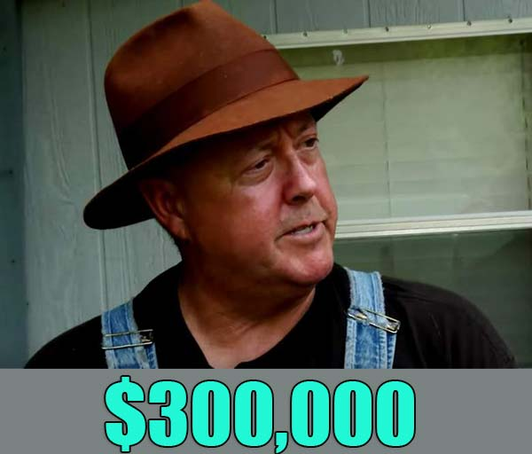 Mark Ramsey from ''Moonshiners'' net worth