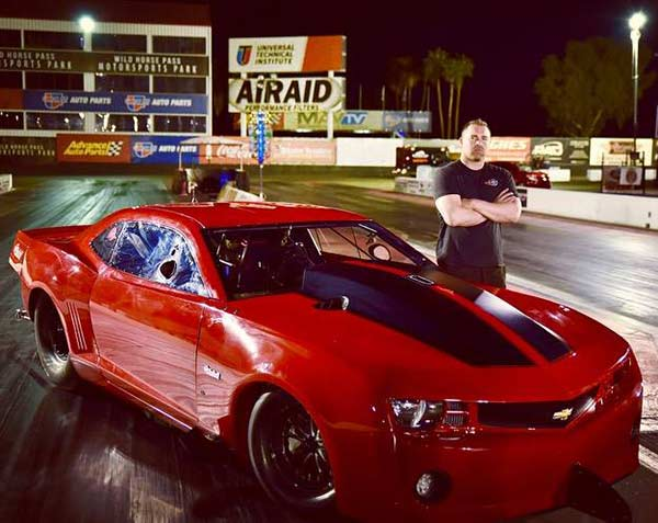 Street Outlaws Ryan Martin net worth is huge although it is not revealed