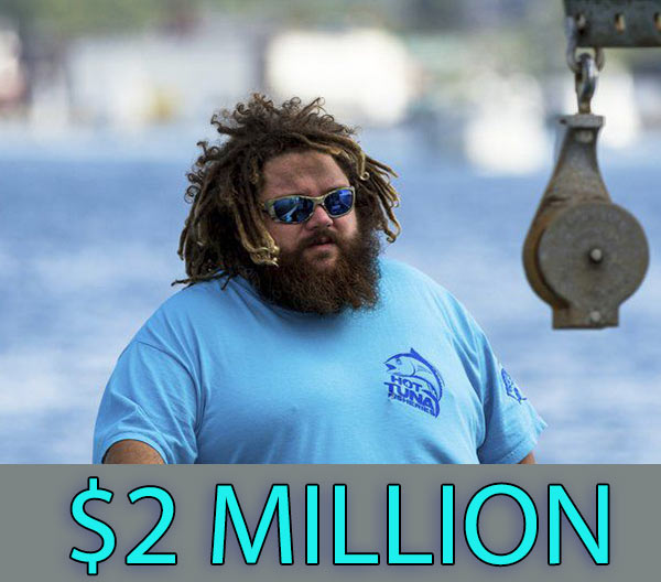 Wicked Tuna TJ Ott's Net worth source of income