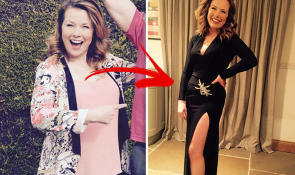 Christina Trevanion's weight loss, net worth and salary