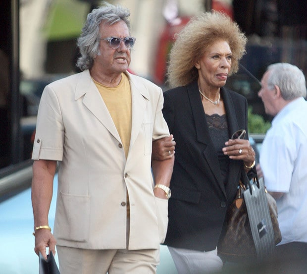 David Dickinson's wife Lorne and theirmarried life with net worth