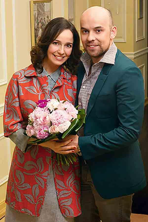 Valeriya Lanskaya husband Stas Ivanov