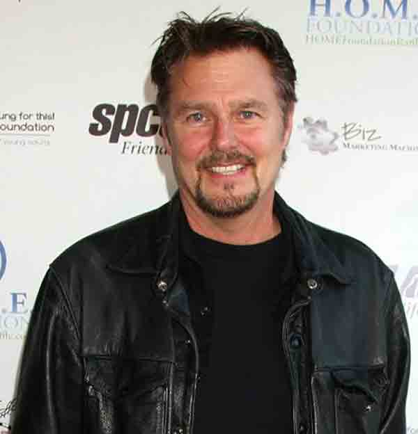 General Hospital's Greg Evigan net worth and age