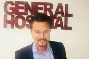 General Hospital's Greg Evigan wife, daughter, net worth age.