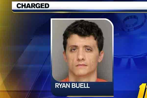 Ryan Buell got arrested for Felony