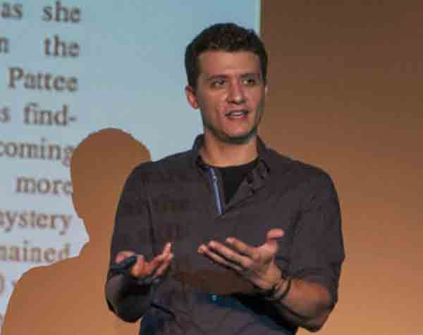 Ryan Buell is a recovering Addict
