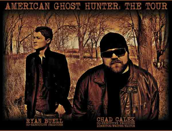 Ryan Buell movies American Ghost Hunter