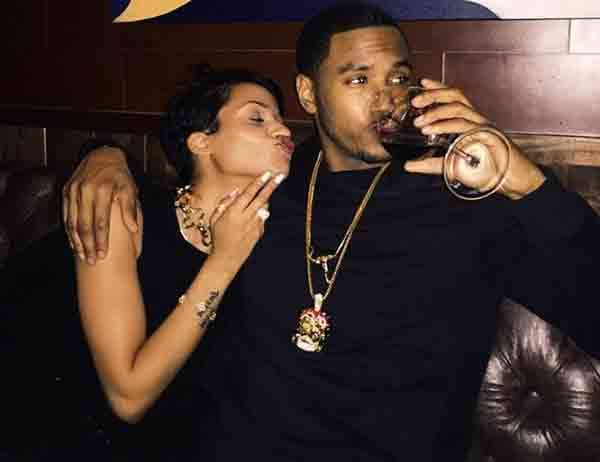 Tanaya Henry ex-boyfriend Trey Songz break up