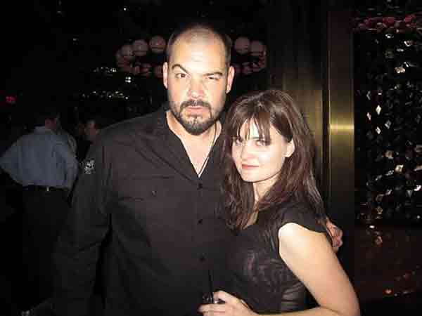Aaron Goodwin Sheena Goodwin married life, wife, kids, girlfriend