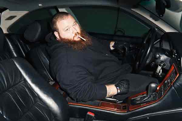 Action Bronson's lifestyle car collection