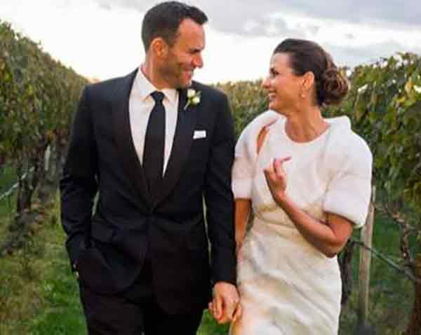 Bridget Moynahan is happily married to husband, Andrew Frankel  Know