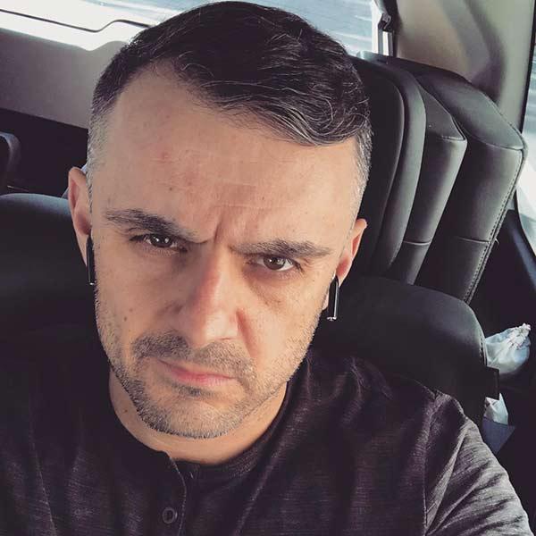 Gary Vaynerchuk is active in social media