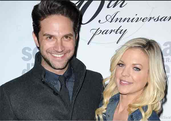 Kirsten Storms relationship Brandon Barash