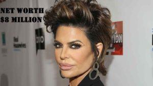 Image of Lisa Deanna Rinna net worth is $8 million