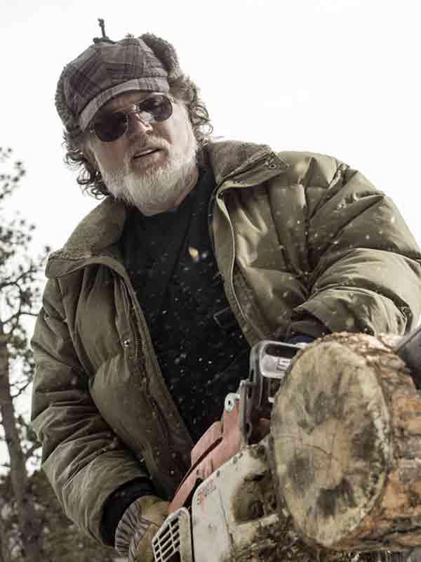Mountain Men Cast Charlie Tucker