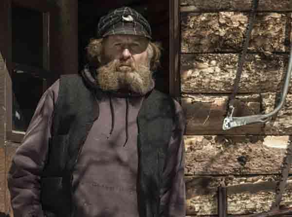 Mountain Men Cast Rich Lewis
